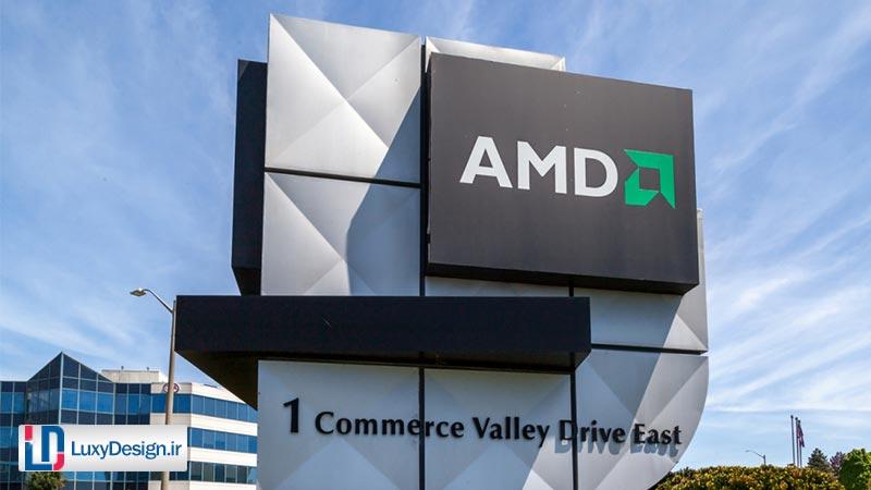 کمپانی AMD - تولید کننده انواع پردازنده های کامپیوتر