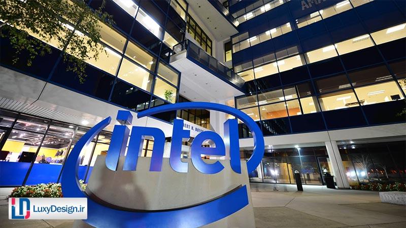 کمپانی Intel - تولید کننده انواع پردازنده های کامپیوتر